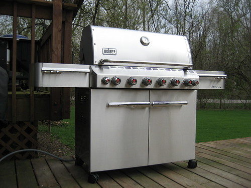 Weber Summit S  Gas Grill Natural Gas