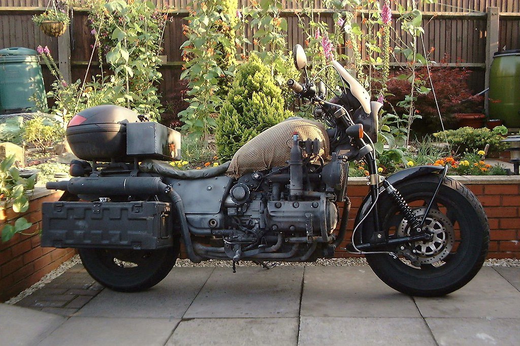 honda valkyrie side view | basically its a 1997 honda ...