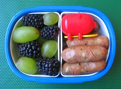 Speedy airplane lunch for toddler | by Biggie*
