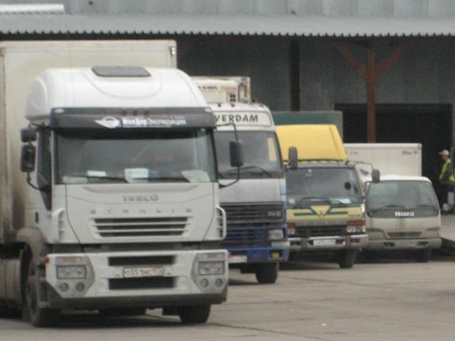 законы грузовики курьерская служба экспресс-доставка QDel