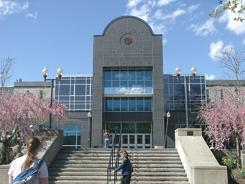 University of rhode island library