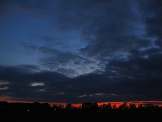 The sky    22.05 our  and Venus | by Truus
