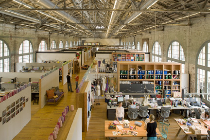 Urban outfitters corporate campus images copyright lara - Interior design jobs philadelphia ...