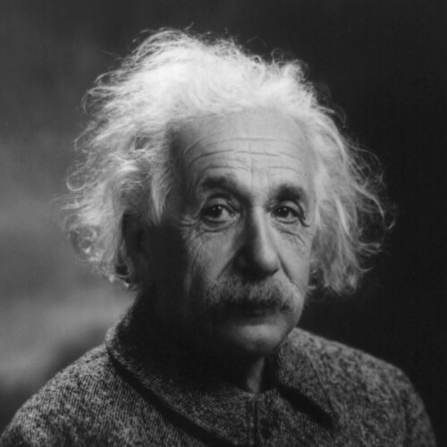 Albert Einstein | by ThomasThomas
