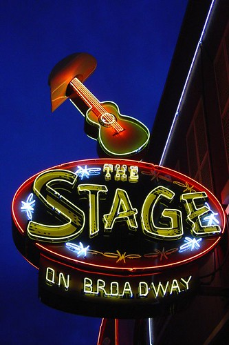 The Stage on Broadway - Nashville, Tennessee | by RoadTripMemories