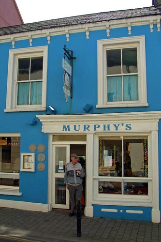 Barber Murphy : Murphys Ice Cream Store in Dingle There is a Murphys Ice ...