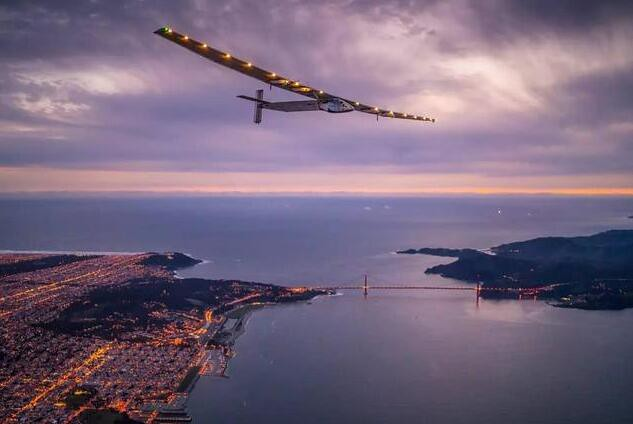 Bertrand's solar energy to fly: the journey to sustainability journey has just begun (photos)