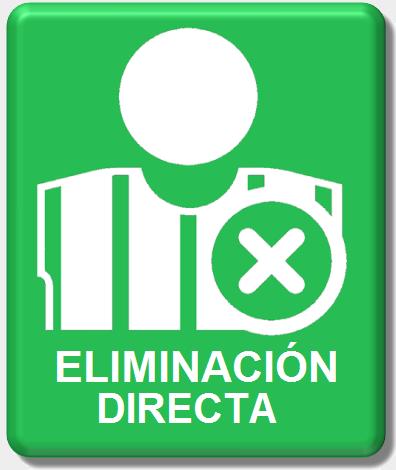 Icono elimianción directa