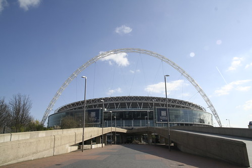 Wembley Stadium | by chalkie