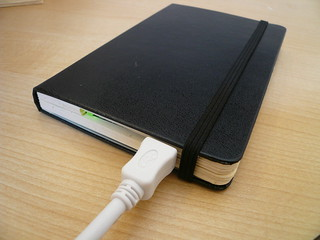 The Geekster Moleskine | by sd