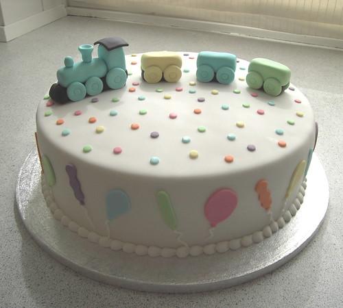Choo Choo Train Cake Ideas