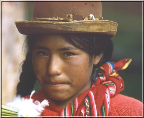 Bolivian Girl Photos
