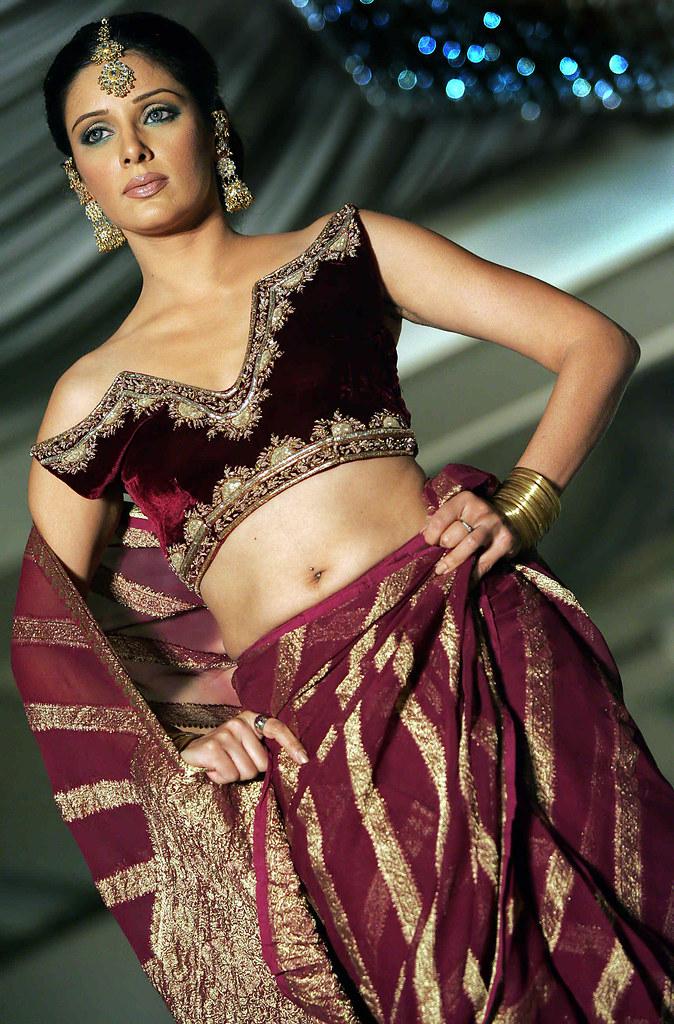Fashion-Pakistan-Iday-Model  A Pakistani Model Presents A -5017