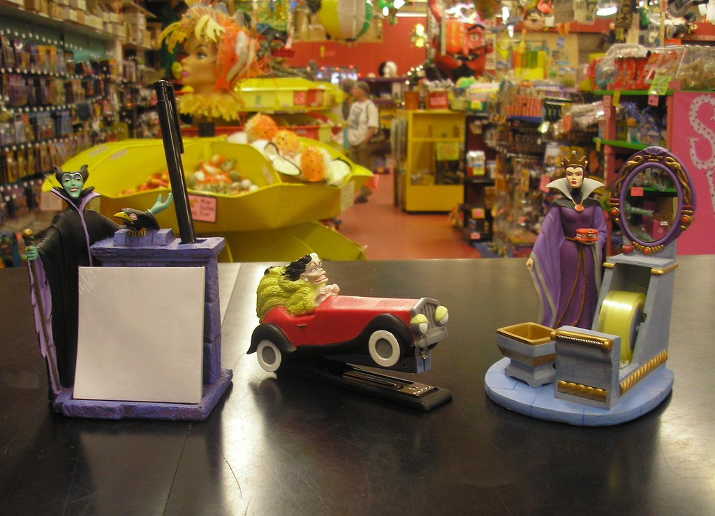 ... Disney Villainess Office Supplies | By Archie McPhee Seattle