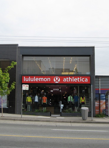 Lululemon Athletica | by Carolyn Coles
