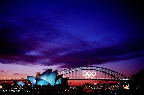 olympic game sydney - photo#5