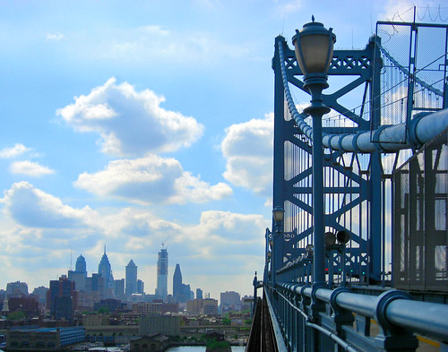 Ben Franklin Bridge - Philadelphia | by joiseyshowaa