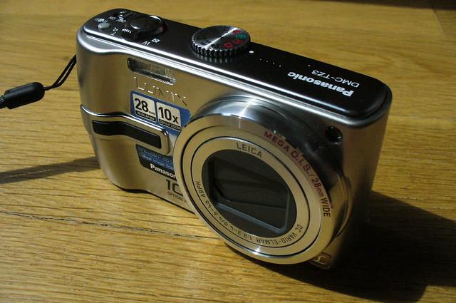 panasonic lumix dmc tz3 flickr photo sharing