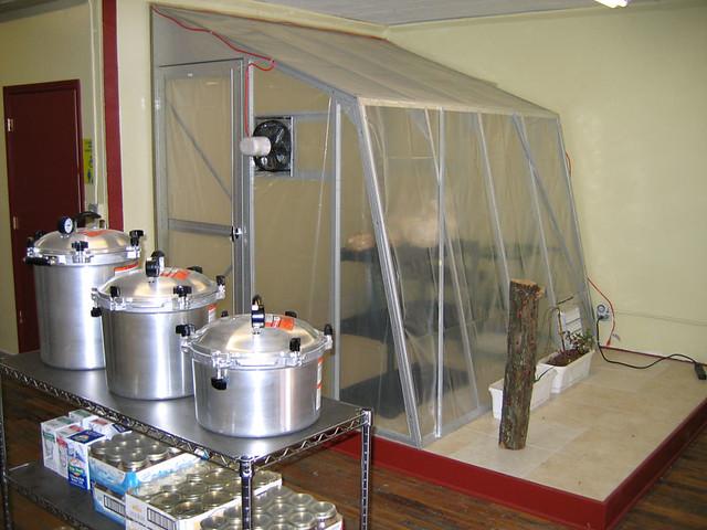 Diy Indoor Greenhouse Mini