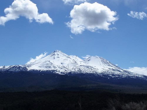 Mount Shasta | by Mary-Lynn