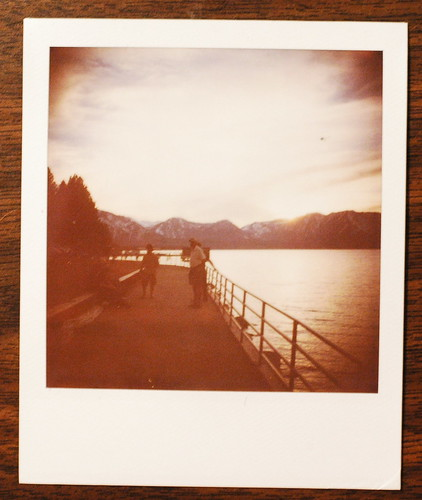Polaroid SX-70 Lake Tahoe - 11.jpg | by BuLu Chien