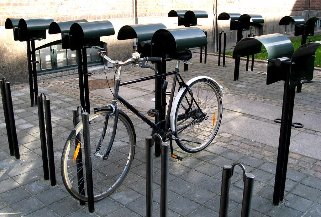 Bike Rack Innovation