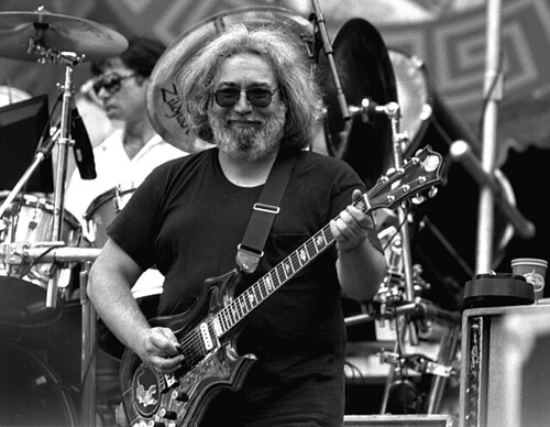 Jerry Garcia/Grateful Dead | by Steve Bahcall
