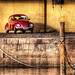 Red 'Fusca""