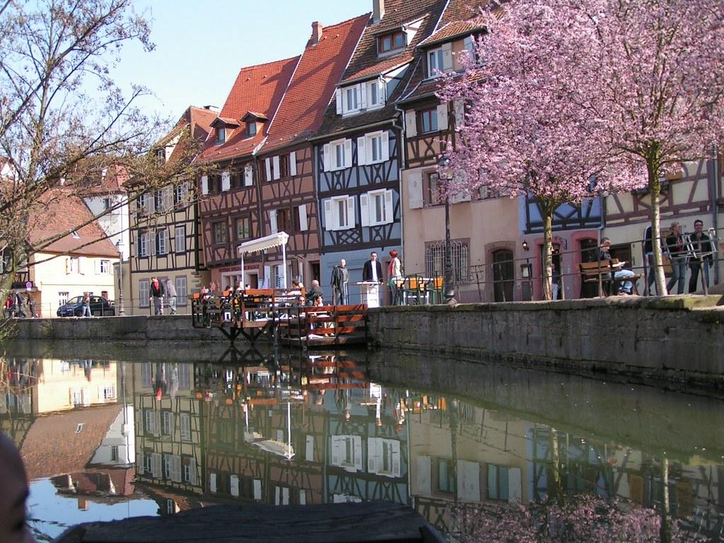 Day in Colmar France