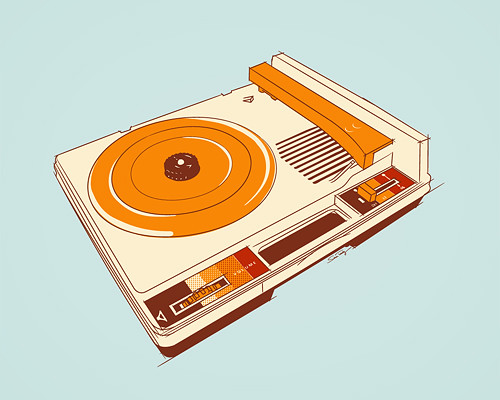 Fisher Price Record Player | New shirt design that will (fin… | Flickr