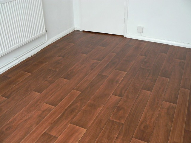 Instead Of Laminate, Could You Put Down Sheet Vinyl Flooring That Already  Has A Cushion Layer Underneath It?