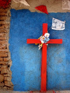 Red, white and blue, differently - Michoacan | by zocalo2010