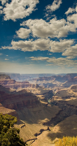 Grand Canyon Vertical Pano | by Camlin Photography