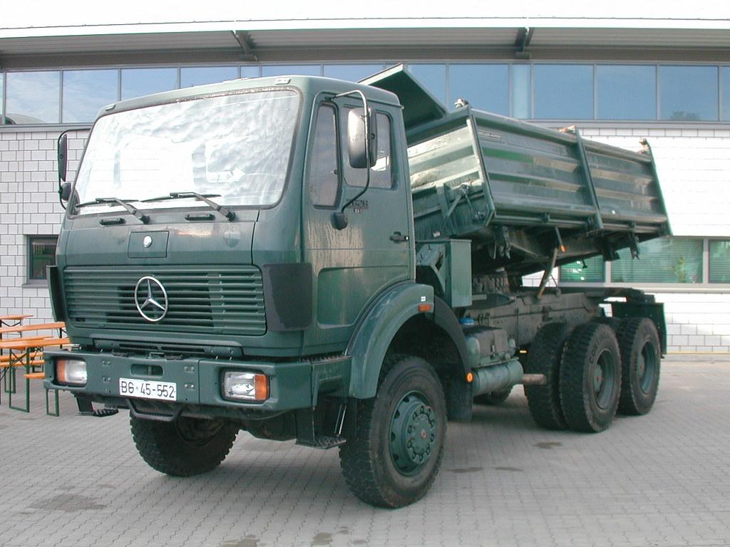 ... Mercedes-Benz 2628 (BGS) | by MathiasLü