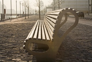 STREET FURNITURE - DUBLIN DOCKLANDS. | by infomatique
