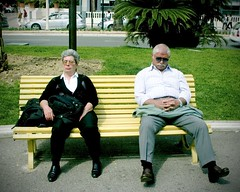 Two on a Bench Pt.2 | by Fernando D. Rubio