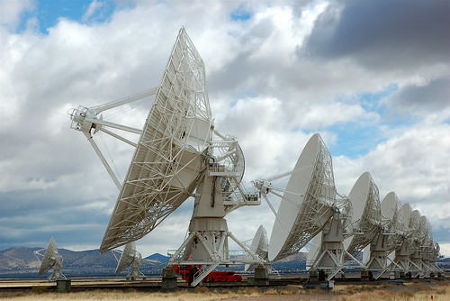 Very Large Array | by Lee Otis