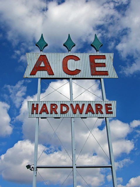 Ace Hardware Commercial With Little Kid And Duct Tape
