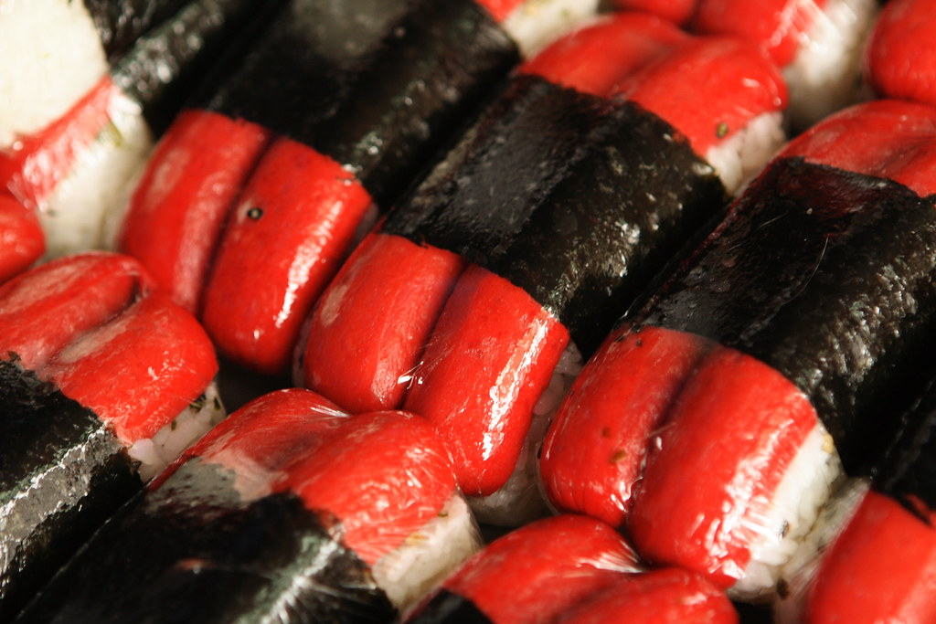 Reddest Hot Dog