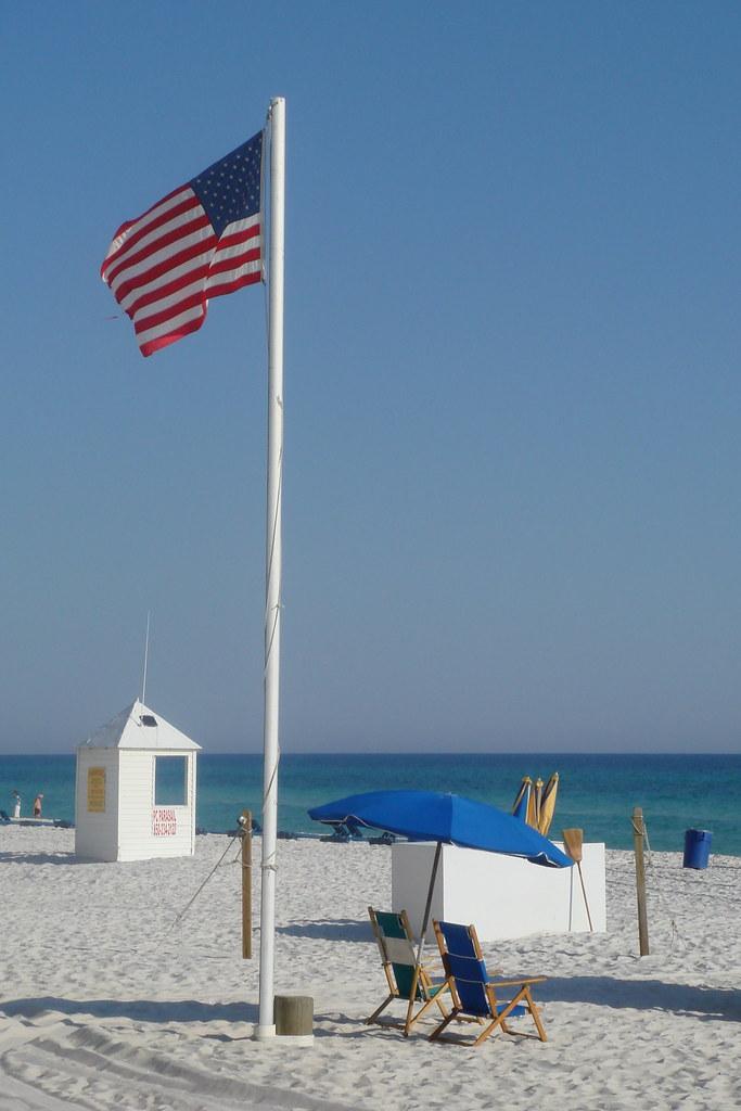 Panama City Beach Flag Report