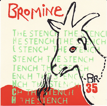 Bromine Cream Bromine Symbol Br Atomic Number 35 Is A Re Flickr