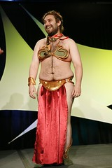 Costume Pageant: Slave Leia | by The Official Star Wars