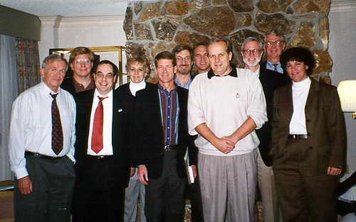 Group at Initial Vvaleo meeting in Seattle ca 1998 | by munnecket