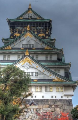 Osaka Castle on DEC 01, 2016 vol02 (13)