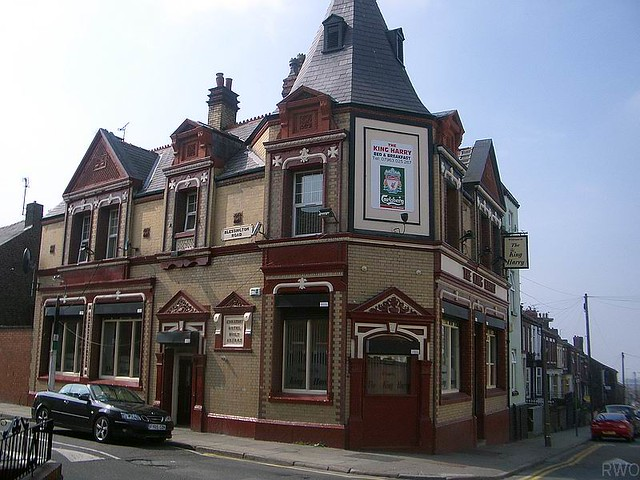 the king harry pub anfield road anfield the pub was. Black Bedroom Furniture Sets. Home Design Ideas
