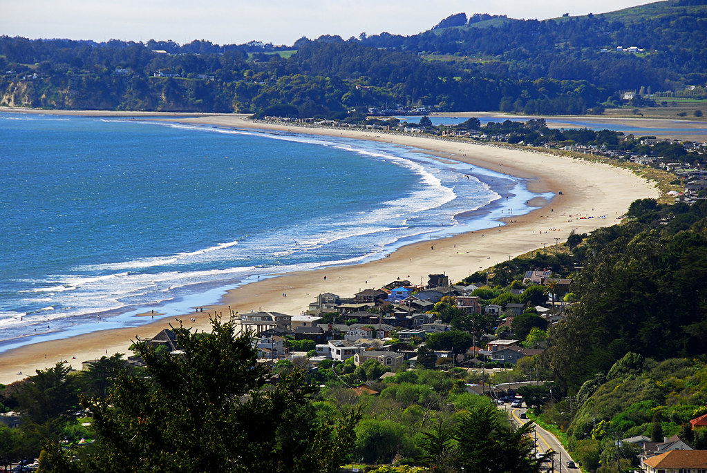 stinson beach on the drive up from the beach to mt. Black Bedroom Furniture Sets. Home Design Ideas