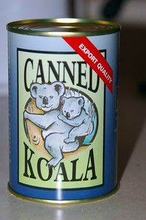 1- Canned Koala - Direct from Australia | by ckaiserca