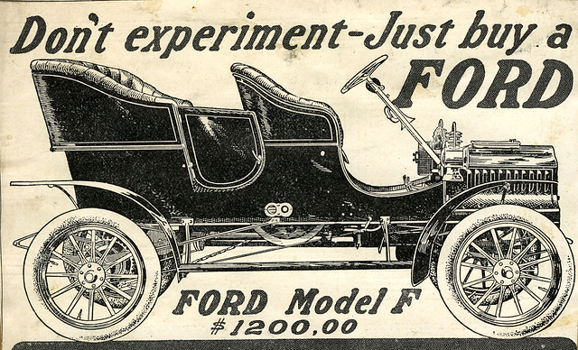 Ford Model f | by Dok1