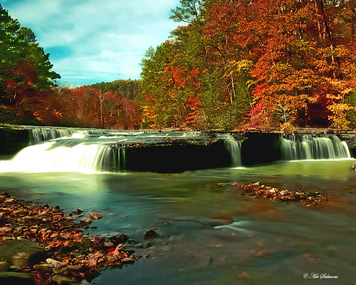 Haws Creek Falls | by fyimo