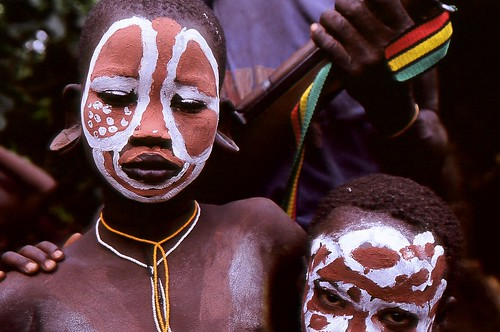 AFRICA - The Surma people | by BoazImages